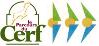 logo club de golf Parcours du Cerf