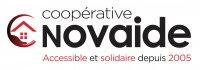 logo La Coopérative de solidarité Novaide